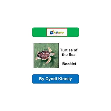 Knowledge Box Central Turtles of the Sea Booklet Science Workbook, Kindergarten - Grade 6 [eBook]