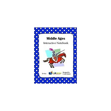 Knowledge Box Central Middle Ages Interactive Notebook History Workbook, Kindergarten - Grade 8 [eBook]