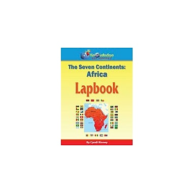 Knowledge Box Central The Seven Continents: Africa Lapbook Geography Workbook, Kindergarten - Grade 8 [eBook]