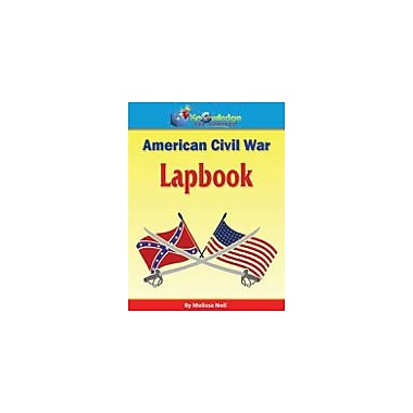 Knowledge Box Central American Civil War Lapbook History Workbook, Kindergarten - Grade 8 [eBook]