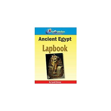 Knowledge Box Central Ancient Egypt Lapbook History Workbook, Grade 1 - Grade 8 [eBook]