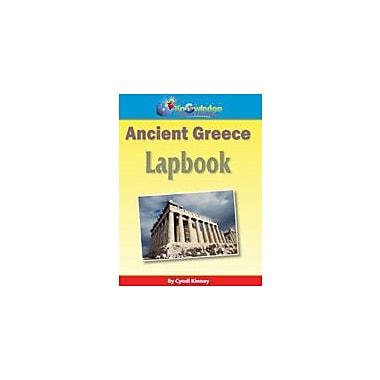 Knowledge Box Central Ancient Greece Lapbook History Workbook, Grade 1 - Grade 8 [eBook]