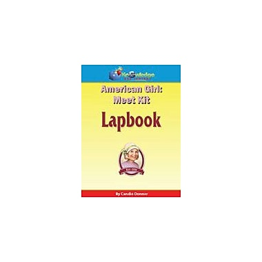 Knowledge Box Central American Girl: Meet Kit Lapbook History Workbook, Kindergarten - Grade 6 [eBook]