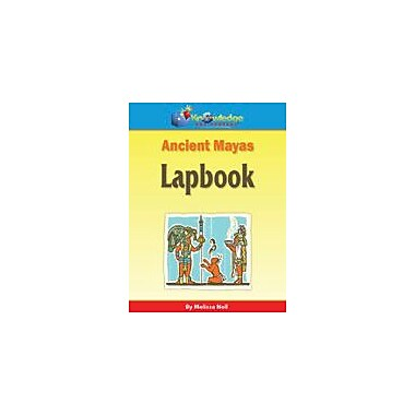 Knowledge Box Central Ancient Mayas Lapbook History Workbook, Kindergarten - Grade 8 [eBook]