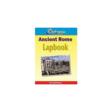 Knowledge Box Central Ancient Rome Lapbook History Workbook, Grade 1 - Grade 8 [eBook]