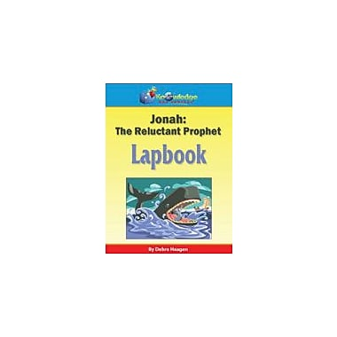 Knowledge Box Central Jonah: the Reluctant Prophet Lapbook Other Workbook, Grade 1 - Grade 6 [eBook]