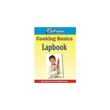 Knowledge Box Central Cooking Basics Lapbook Health Workbook, Grade 1 - Grade 8 [eBook]