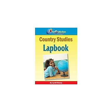 Knowledge Box Central Country Study Lapbook (ANY Country) History Workbook, Preschool - Grade 12 [eBook]