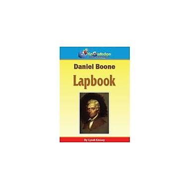 Knowledge Box Central Daniel Boone Lapbook History Workbook, Kindergarten - Grade 8 [eBook]