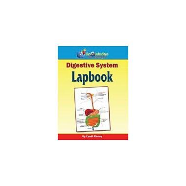 Knowledge Box Central Digestive System Lapbook Science Workbook, Kindergarten - Grade 6 [eBook]