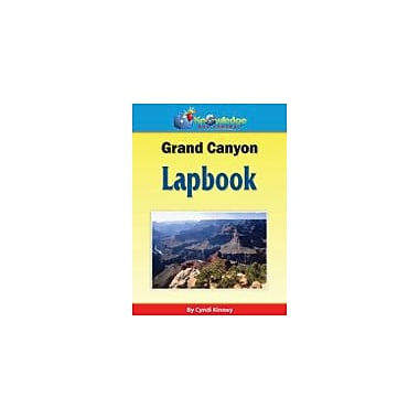 Knowledge Box Central Grand Canyon Lapbook Science Workbook, Kindergarten - Grade 8 [eBook]