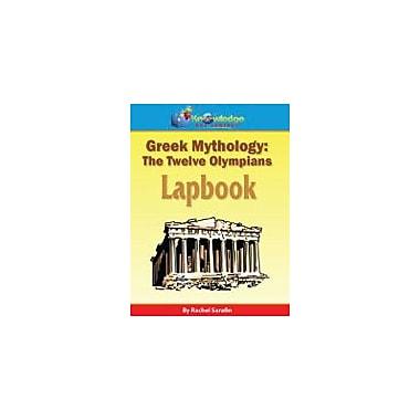 Knowledge Box Central Greek Mythology, the Twelve Olympians Lapbook-6 History Workbook, Grade 3 - Grade 6 [eBook]