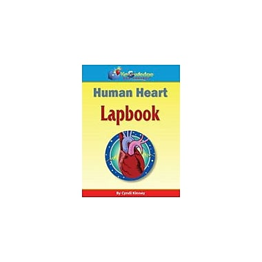 Knowledge Box Central Human Heart Lapbook Science Workbook, Grade 5 - Grade 12 [eBook]