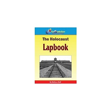 Knowledge Box Central The Holocaust Lapbook History Workbook, Grade 3 - Grade 8 [eBook]