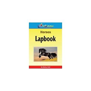 Knowledge Box Central Horses Lapbook Science Workbook, Kindergarten - Grade 8 [eBook]