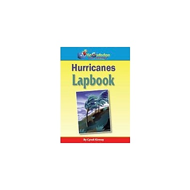 Knowledge Box Central Hurricanes Lapbook and Study Guide Science Workbook, Grade 3 - Grade 12 [eBook]