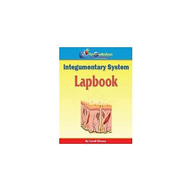 Knowledge Box Central Integumentary System Lapbook Science Workbook, Kindergarten - Grade 8 [eBook]