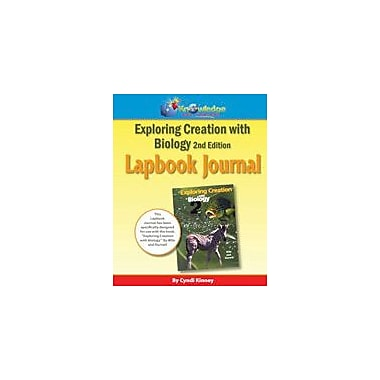 Knowledge Box Central Apologia Exploring Creation With Biology 2nd Ed Lapbook Journal Workbook, Grade 5 - Grade 12 [eBook]