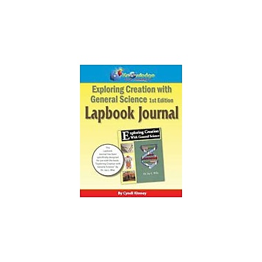 Knowledge Box Central Apologia Exploring Creation With General Science 1st Ed Lapbook Journal Workbook [eBook]