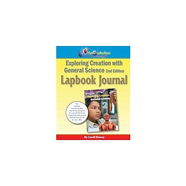 Knowledge Box Central Apologia Exploring Creation With General Science 2nd Ed Lapbook Journal Workbook [eBook]