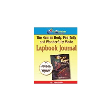 Knowledge Box Central Apologia Human Body: Fearfully & Wonderfully Made 1st Ed Lapbook Journal Workbook [eBook]