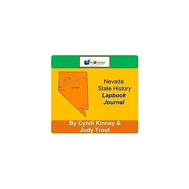 Knowledge Box Central Nevada State History Lapbook Journal Social Studies Workbook, Grade 6 - Grade 12 [eBook]