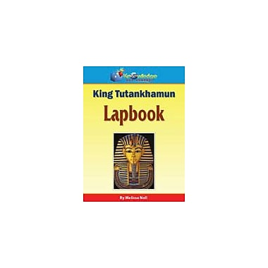 Knowledge Box Central King Tutankhamun Lapbook History Workbook, Kindergarten - Grade 8 [eBook]