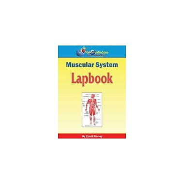 Knowledge Box Central Muscular System Lapbook Science Workbook, Kindergarten - Grade 8 [eBook]