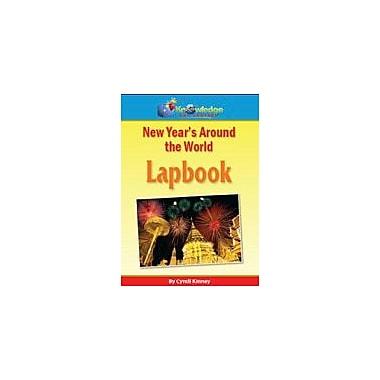 Knowledge Box Central New Years Around the World Lapbook Social Studies Workbook, Grade 1 - Grade 8 [eBook]