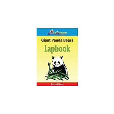 Knowledge Box Central Giant Panda Bears Lapbook Science Workbook, Kindergarten - Grade 8 [eBook]