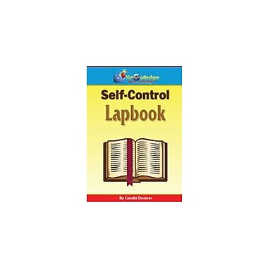 Knowledge Box Central Self-Control Lapbook Character & Social Skills Workbook, Kindergarten - Grade 6 [eBook]