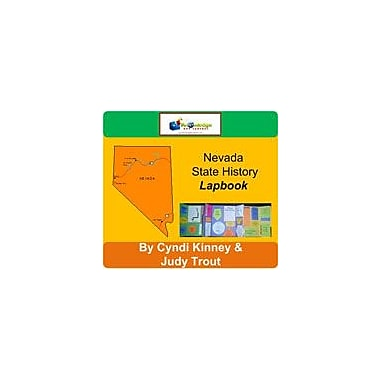 Knowledge Box Central Nevada State History Lapbook Social Studies Workbook, Kindergarten - Grade 8 [eBook]