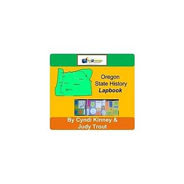 Knowledge Box Central Oregon State History Lapbook Social Studies Workbook, Kindergarten - Grade 8 [eBook]