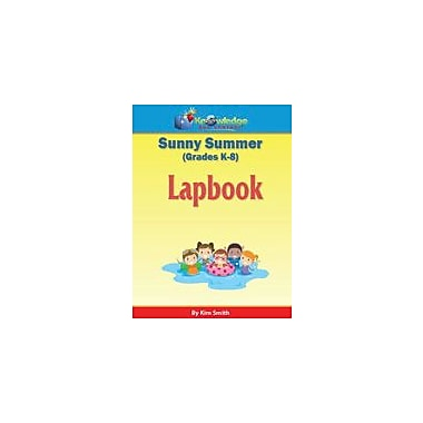 Knowledge Box Central Sunny Summer Lapbook Other Workbook, Grade 1 - Grade 6 [eBook]