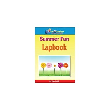 Knowledge Box Central Summer Fun Lapbook Other Workbook, Kindergarten - Grade 6 [eBook]