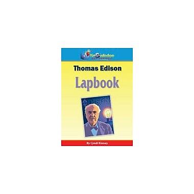 Knowledge Box Central Thomas Edison Lapbook History Workbook, Kindergarten - Grade 8 [eBook]