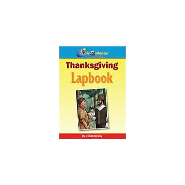 Knowledge Box Central Thanksgiving Lapbook Social Studies Workbook, Preschool - Grade 8 [eBook]