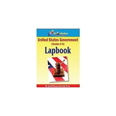 Knowledge Box Central U.S. Government Lapbook History Workbook, Grade 3 - Grade 5 [eBook]