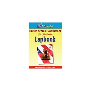 Knowledge Box Central U.S. Government Lapbook Art & Music Workbook, Grade 5 - Grade 12 [eBook]