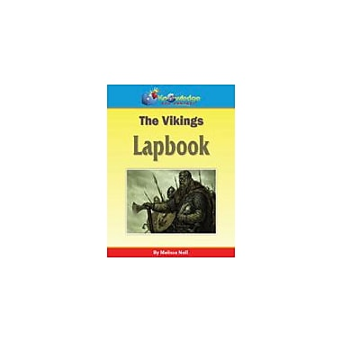 Knowledge Box Central The Vikings Lapbook History Workbook, Kindergarten - Grade 8 [eBook]