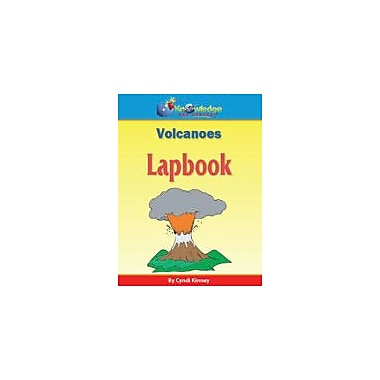 Knowledge Box Central Volcanoes Lapbook Science Workbook, Grade 1 - Grade 6 [eBook]