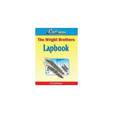 Knowledge Box Central Wright Brothers Lapbook History Workbook, Kindergarten - Grade 8 [eBook]