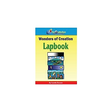 Knowledge Box Central Wonders of Creation Lapbook Other Workbook, Kindergarten - Grade 6 [eBook]