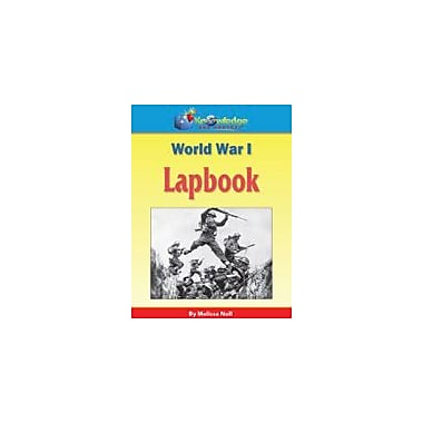 Knowledge Box Central World War I Lapbook History Workbook, Kindergarten - Grade 8 [eBook]