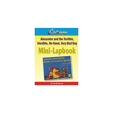 Knowledge Box Central Alexander and the Terrible, Horrible, No Good, Very Bad Day Mini-Lapbook Workbook [eBook]