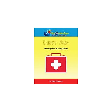 Knowledge Box Central First Aid Mini-Lapbook With Study Guide Science Workbook, Grade 3 - Grade 8 [eBook]