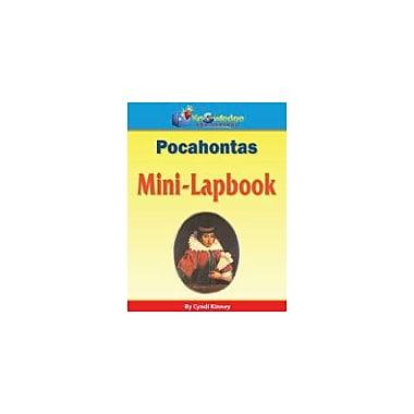 Knowledge Box Central Pocahontas Mini-Lapbook Social Studies Workbook, Kindergarten - Grade 6 [eBook]