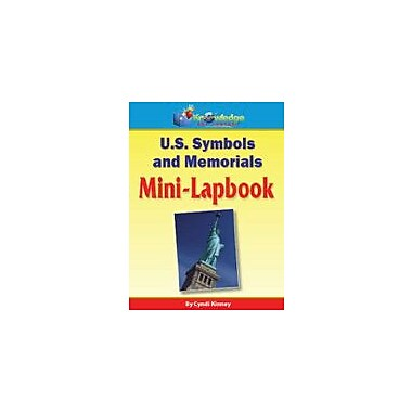 Knowledge Box Central U.S. Symbols Mini-Lapbook History Workbook, Grade 1 - Grade 8 [eBook]