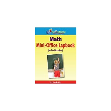 Knowledge Box Central Math Mini-Office Lapbook K-2nd Grade Math Workbook, Kindergarten - Grade 2 [eBook]
