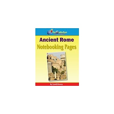 Knowledge Box Central Ancient Rome Notebooking Pages History Workbook, Grade 1 - Grade 8 [eBook]